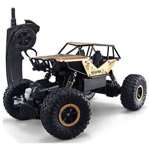 Rc Cars Jeep Trucks Off Road Vehicle Monster Trucks 4wd Drive Car 1